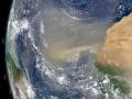 Brume de poussières le 23 juin 2014